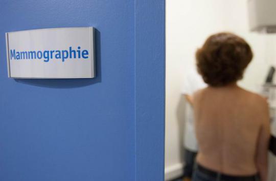Cancer du sein : le dépistage organisé entaché par un surdiagnostic