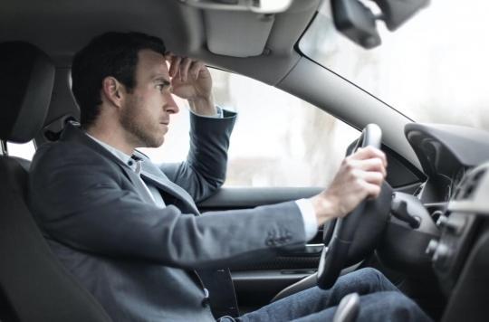 Pourquoi certains conducteurs sont stressés au volant ?