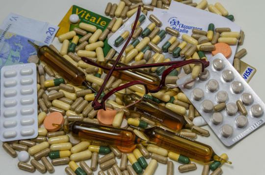 Médicaments : un composant dérivé d'algues retiré du marché