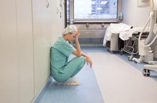 Burn-out : « La souffrance du soignant est le reflet de la société »