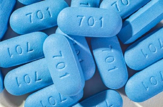 SIDA : Un traitement à longue durée d'action serait efficace