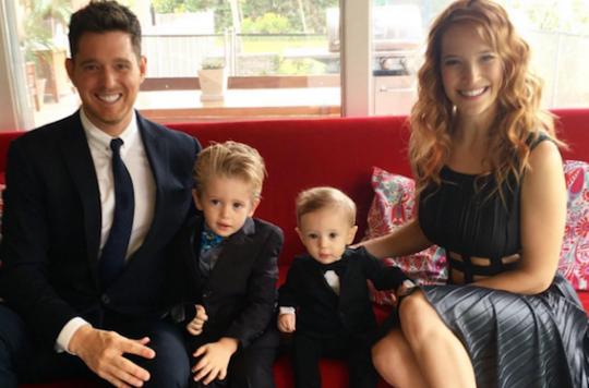 Michael Bublé : le cancer du foie chez l'enfant est rare
