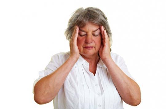 Les migraines s'aggravent à l'approche de la ménopause