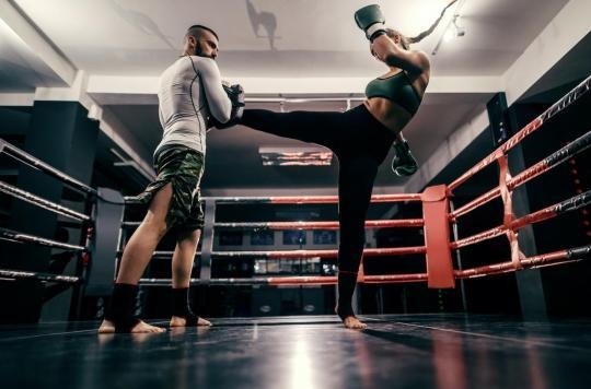 Les combattantes de MMA aiment les hommes virils