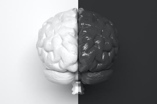 Une adolescente vit normalement avec seulement la moitié de son cerveau