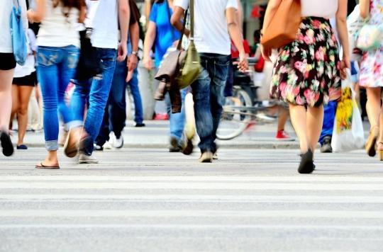 Il n'est pas nécessaire de marcher 10 000 pas par jour pour être en bonne santé