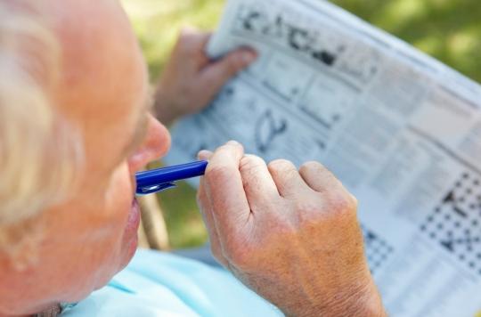 Les mots croisés et le sudoku aideraient le cerveau à rester vif