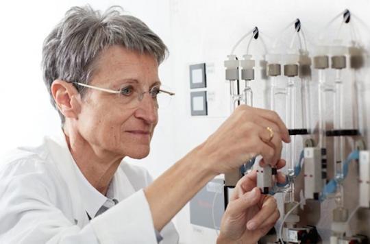 Lupus : un premier traitement spécifique inventé par Sylviane Muller