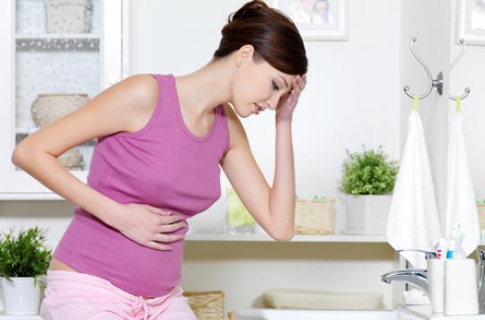 Grossesse : moins de fausses couches quand les mères ont des nausées