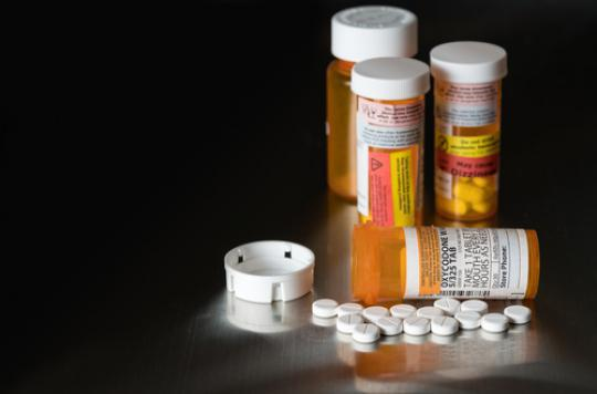 Opioïdes : le Canada renforce l'information des usagers