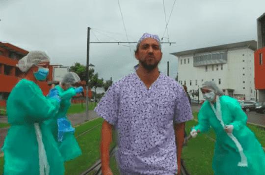 VIDEO. A Toulouse, des soignants du CHU parodient le rappeur Orelsan pour dénoncer le manque de moyens dans les hôpitaux