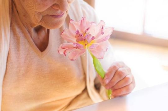 Parkinson : un test olfactif pour prédire le risque