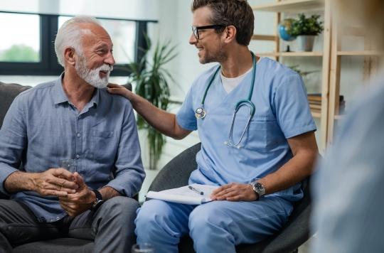 L'auto-perception du vieillissement peut affecter le pronostic des patients âgés atteints de cancer