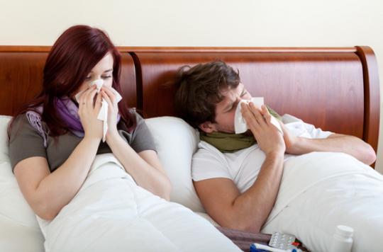 Rhume : les anti-inflammatoires associés à un risque d'infarctus