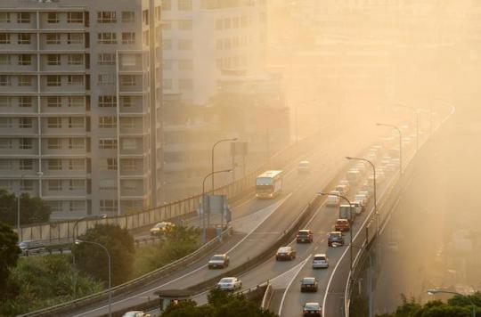 Urbanisme : le taux de chômage est corrélé à l'exposition à la pollution de l'air