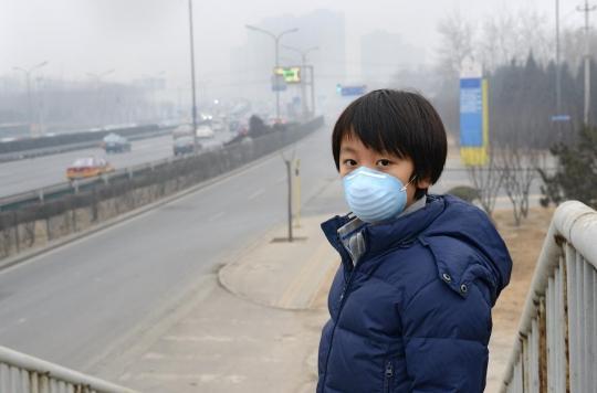 Coût de la pollution de l'air: ce sont les enfants qui trinquent