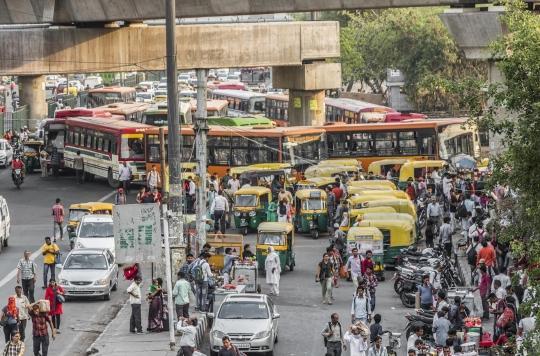 La pollution de l'air a tué plus d'un million de personnes en Inde en 2019