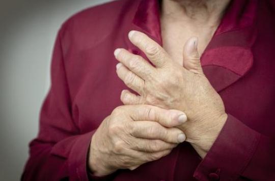 L'excès de poids aggrave le pronostic de la polyarthrite rhumatoïde et perturbe son traitement