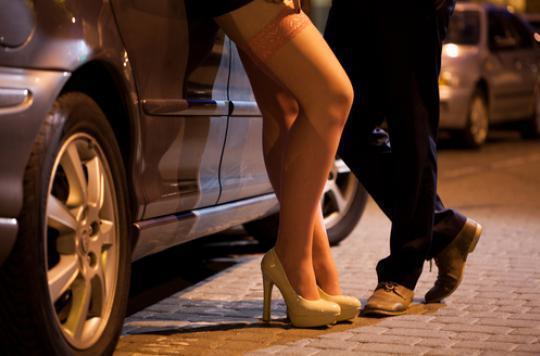 Prostitution : 250 clients mis à l'amende depuis avril