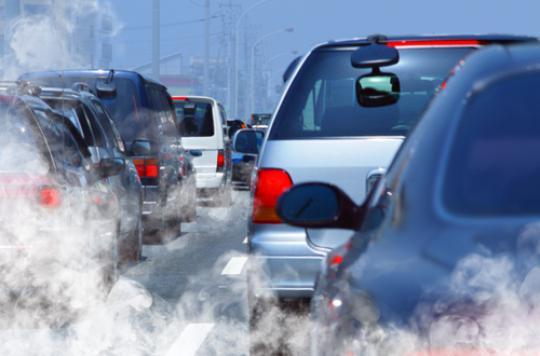 Pollution : des particules fines s'introduisent dans notre cerveau
