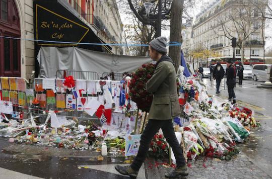 Attentats de Paris : une étude recherche encore 500 personnes
