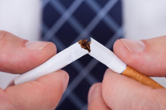 Moi(s) sans tabac : 180 000 personnes se sont inscrites