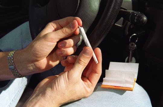 Accident de la route : un décès sur quatre lié aux stupéfiants