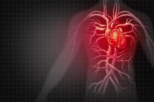 La grippe et les pneumonies multiplient par 6 le risque de crise cardiaque et d'AVC