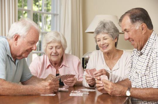 La population mondiale vieillit à un rythme accéléré