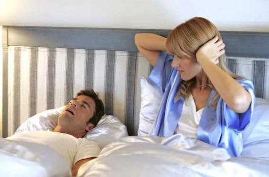 Apnée du sommeil : une enzyme pourrait ouvrir une piste thérapeutique