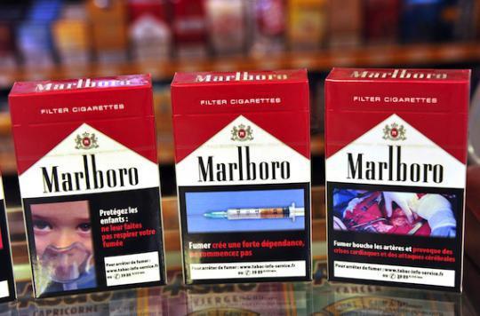 Cigarettes : les images choc pourraient être contre-productives