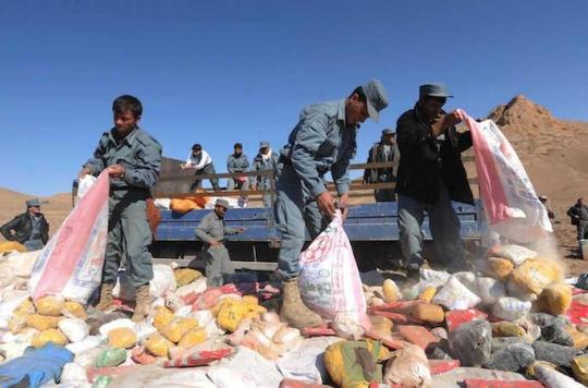 ONU : le marché mondial des drogues prospère