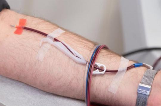 Don de sang : profitez de vos vacances pour donner !