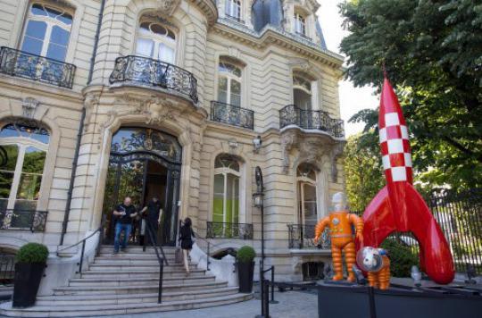 Les pépins de santé de Tintin passés au crible par des médecins