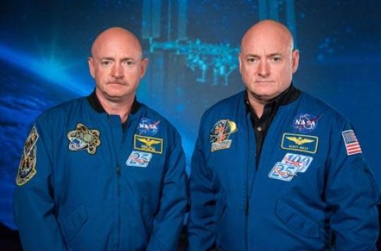 Scott Kelly : la NASA confirme que son voyage dans l'espace a modifié son ADN