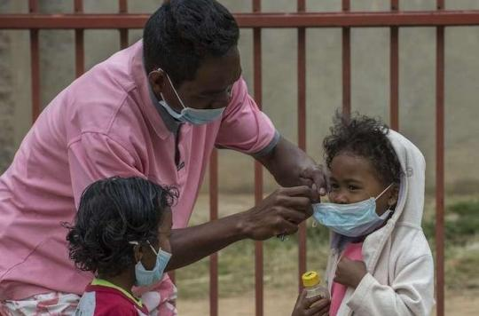 Peste: l'OMS envoie 1,2 million de doses d'antibiotiques à Madagascar