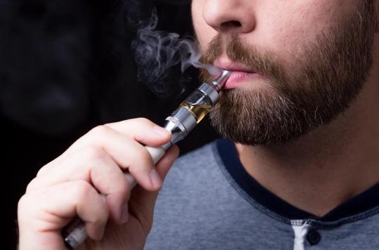 Cigarette électronique : des utilisateurs frappés par une mystérieuse maladie