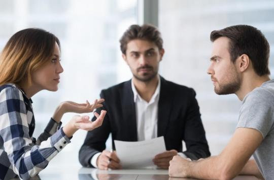 Divorcer est (parfois) mauvais pour la santé