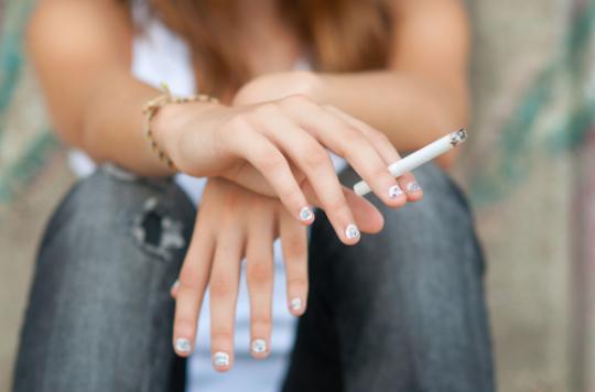 Tabac : 9 ados sur 10 se fournissent chez les buralistes