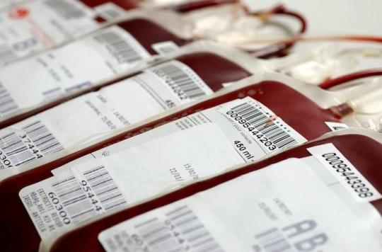 Don de sang : la France a un des taux de péremption les plus bas