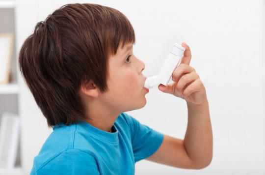 Asthme : \