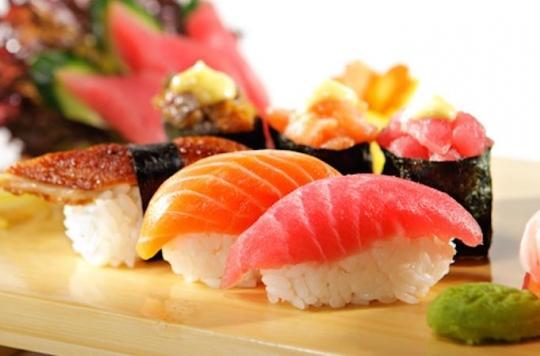 Sushi : les parasitoses  inquiètent les médecins