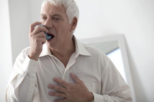 BPCO : les patients ignorent trop souvent les symptômes