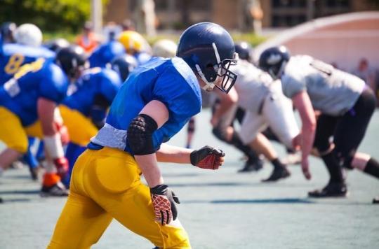Rugby : un casque pour évaluer les commotions cérébrales