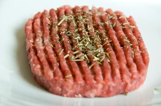 E.Coli : Système U rappelle des steaks hachés surgelés