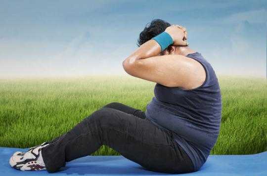 Surpoids : pourquoi il est si difficile de se remettre au sport