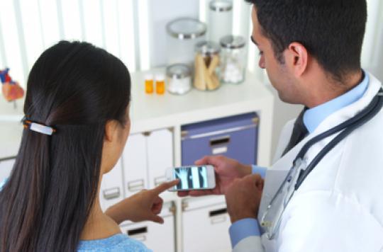 Hôpital : l'usage du téléphone portable limité à des zones