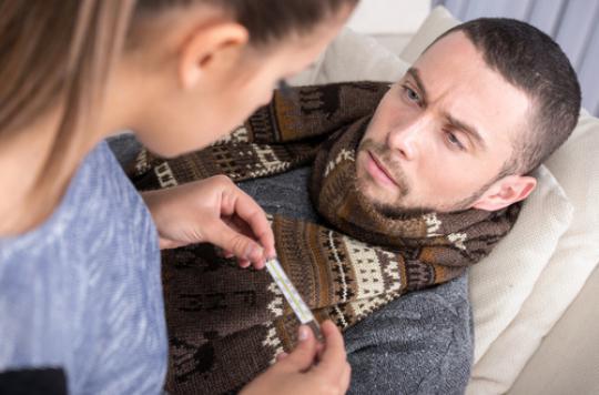 Grippe :  21 000 décès de plus pendant l'épidémie