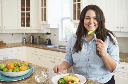 Surpoids : les bienfaits de l'alimentation intuitive