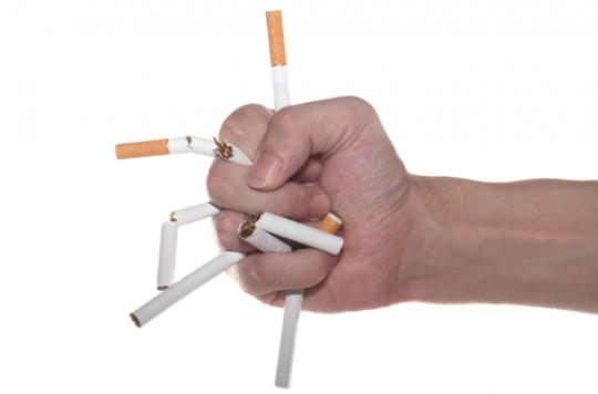 Les ventes de cigarettes ont baissé de 14 % en décembre